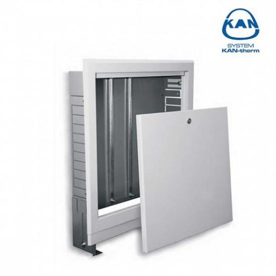 Колекторна кутия за вграждане SWPSE с 45° рамка за колектор без/с смесителна група