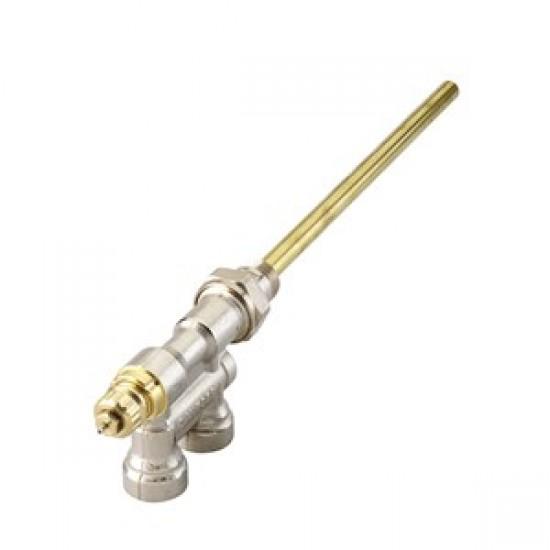 Вентил RA 15/6TB без предварителна настройка, хоризонтален
