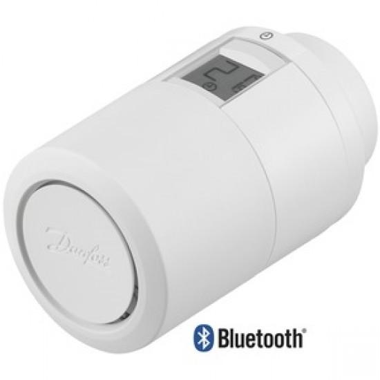 Електронен термостатичен сензор living eco2 със седмичен таймер и Bluetooth комуникация