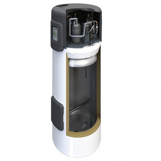 Термопомпен бойлер Bosch COMPRESS 4000 DW  200-1 FI, 200л.